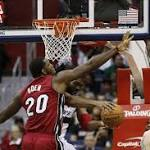 Miami Heat's Greg Oden's knees are 'fine'