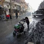 Aid airdrops to Syria's besieged are called too dangerous