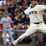 San Francisco Giants turn their attention to left field