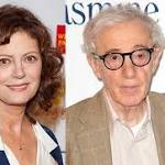 Susan Sarandon Rips Into Woody Allen: 'I Think He Really Tore That Family Apart'