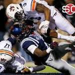 Auburn in need of better 'discipline' following penalty-riddled win at Ole Miss