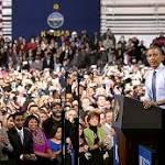 Obama delivers 'no-brainer' speech