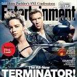 Khaleesi and The Doctor bring back the Terminator in first look