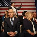 Ron Paul's Words Loom as Son Rand Begins Campaign