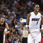Chris Bosh On His Hot Start: It's Just Time