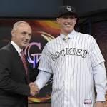 Dansby Swanson, Alex Bregman and Brendan Rodgers: MLB draft's three top ...