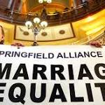 Illinois Lawmakers Vote to Allow Gay Marriages