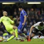 Dramatic draw for Chelsea as title-chasing Leicester held