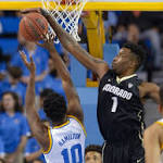 Hamilton scores 22 as UCLA defeats Colorado 77-53