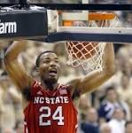 NC State's TJ Warren to enter NBA draft