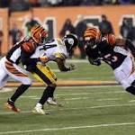 Bengals' Vontaze Burfict has three-game suspension upheld