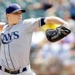 Rays trade Hellickson to D-Backs for prospects