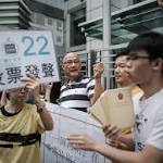 Cyberattacks disrupt Hong Kong democracy drive