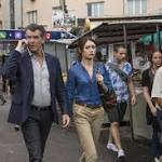 Movie review: No stranger to spy game, Brosnan lifts 'The November Man'