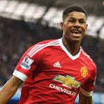 Van Gaal reveals why he's been resting Marcus Rashford