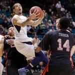 Rebels ready to get down to business in NCAA Tournament rematch