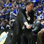 Briscoe responds to Calipari outburst in win