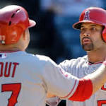 Angels 12, Indians 3: Running diary of rare Monday afternoon game
