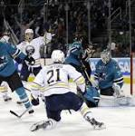 NHL roundup: Sabres upend Sharks in shootout