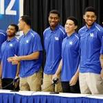 7 Kentucky Players Headed To The NBA Draft Without Championship Shows A ...