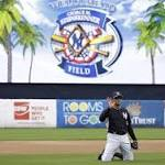 Rodriguez participates in Yankees first full-squad workout