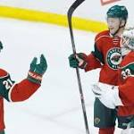 NHL suspends Mike Rupp of Minnesota Wild four games for Oshie head shot