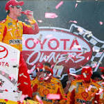 Joey Logano has skill, strategy, to go worst to first at Richmond