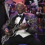 The Thrill is Gone. BB King dies at 89