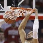 Shavon Shields leads Huskers to victory against Fighting Illini