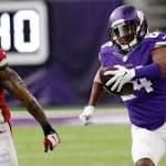 First place on the line when Minnesota Vikings face Detroit Lions on Thanksgiving