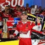 2014 NASCAR standings: Big names in danger of Chase elimination
