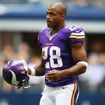 Vikings support Adrian Peterson