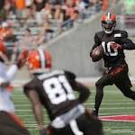 RGIII intends to seize starting opportunity with Browns