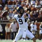 Ready or not, Howard's the WVU QB