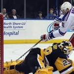 Hartnett: 5 Things To Watch As Rangers, Penguins Renew Playoff Rivalry