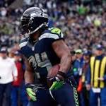 Trending Now: Marshawn Lynch fined for making obscene gesture