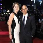 Stanley Tucci, Felicity Blunt Expecting First Child!