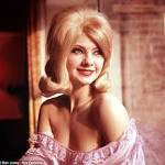 Mandy Rice-Davies, call girl in the Profumo affair, dies of cancer