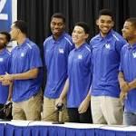 Kentucky Is Sending an Army to the NBA Draft