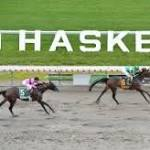 Exaggerator takes command with victory in Haskell