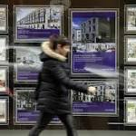 U.K. House-Price Growth Weakened to 13-Month Low in December
