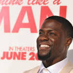 "Kevin Hart Takes It Off in ""Think Like a Man Too,"" Says Part Three 'Could Be ..."