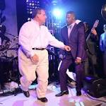 Al Sharpton Slams Chris Christie For Partying While Ferguson Violence Worsened