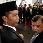 Joko Widodo Is Sworn In as President of Indonesia