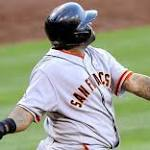 San Francisco Giants beat San Diego Padres behind Pablo Sandoval's three ...