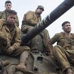 Brad Pitt Tank Saga 'Fury' Ready to Rumble Past 'Gone Girl' at Box Office