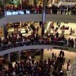 Man cited after tossing $1000 in dollar bills into Mall of America rotunda