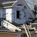 Home-builders' confidence still shaky