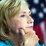 Clinton clearing primary field for potential 2016 run could leave her short of ...