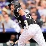 After historic week, Trevor Story already in Hall of Fame, sort of
